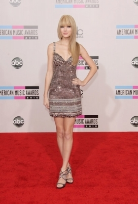 Taylor veloce, swift American Musica Awards 2010