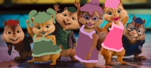 The Chipmunks & The Chippettes