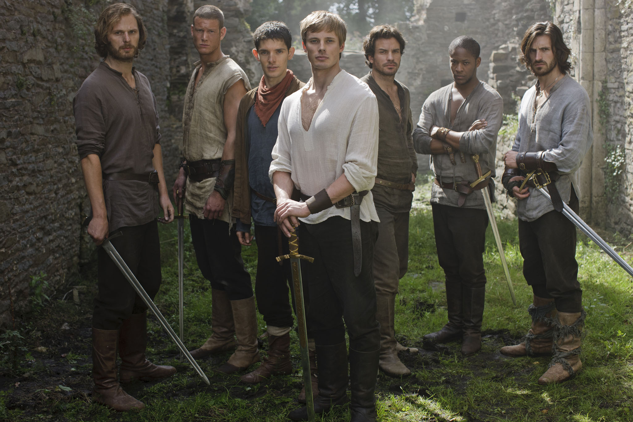 Merlin on bbc the coming of arthur ii