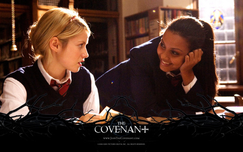 The Covenant:  Sarah & Kate