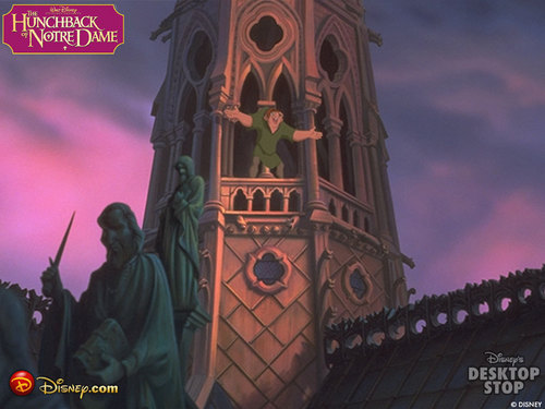The Hunchback of Notre Dame wallpaper entitled The Hunchback of Notre Dame