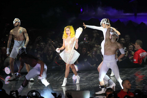 The Monster Ball in Malmo