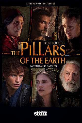 The Pillars of the Earth promo poster