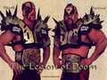 The Road Warriors - professional-wrestling wallpaper