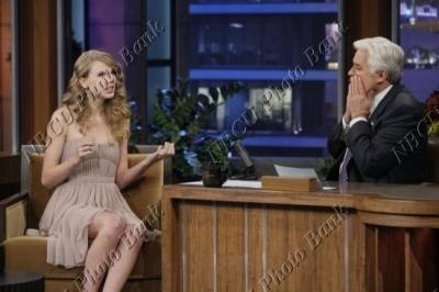 The Tonight Show With gaio, jay Leno