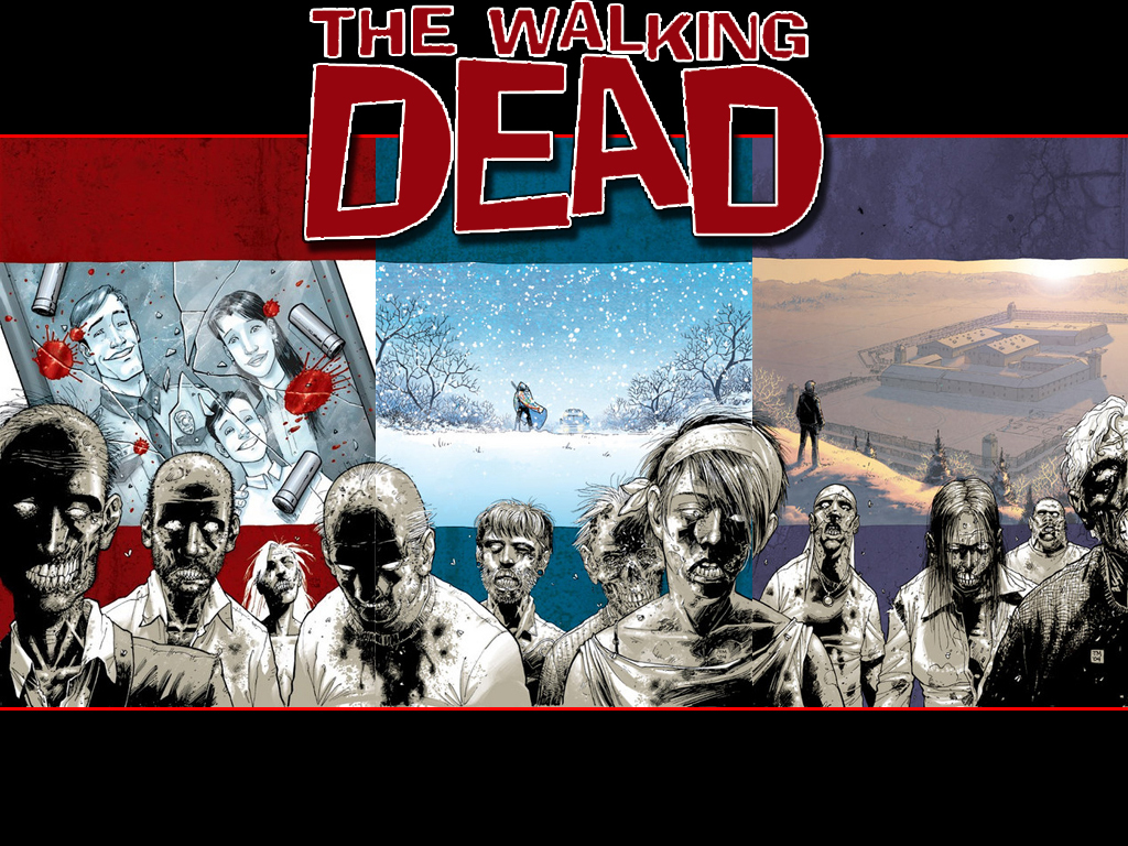 The Walking Dead Images Comic HD Wallpaper And Background Photos