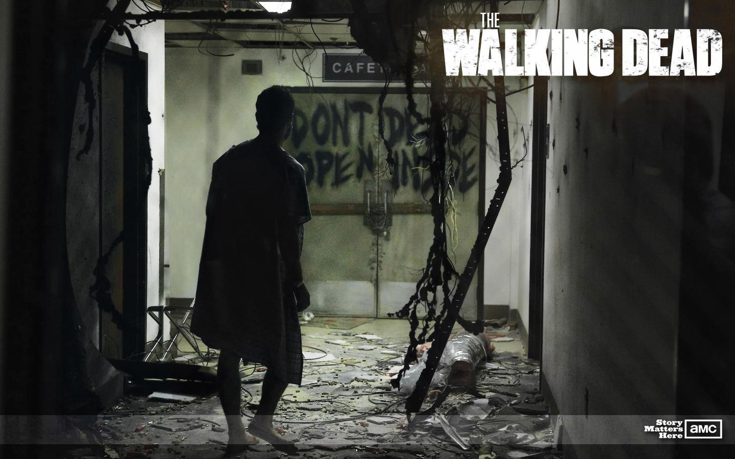 The walking dead wallpaper the walking dead 17116137 1440 900