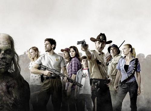 The Walking Dead wallpaper titled The Walking Dead
