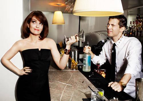 Tina Fey in Esquire - April 2010