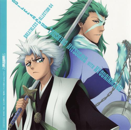 Toshirou and Hyorinmaru