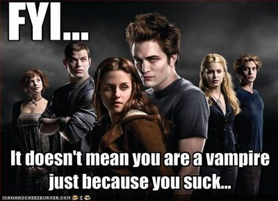 Twilight LOLs!