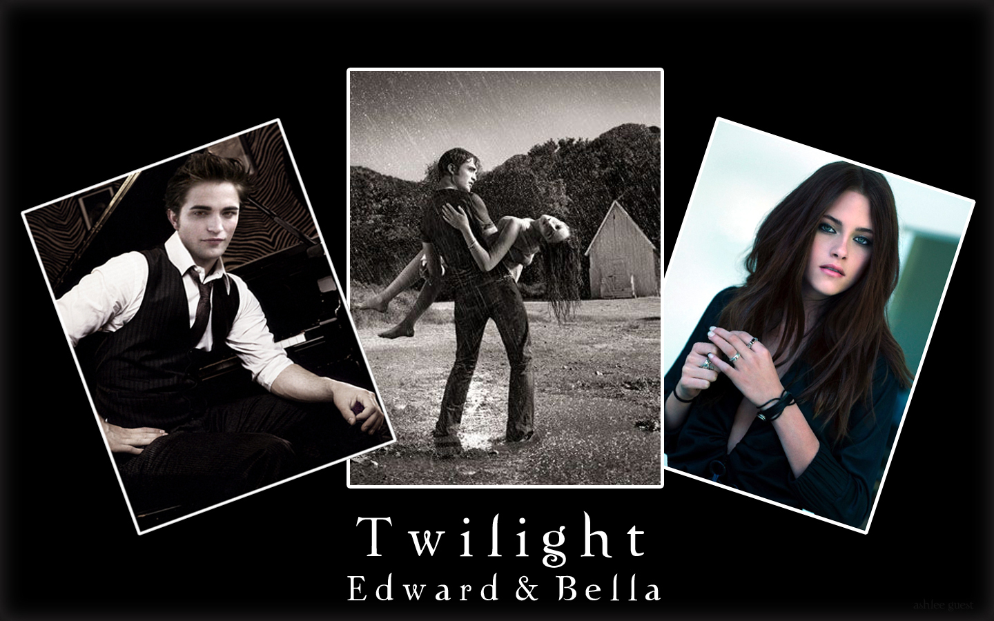 Twilight characters - twilight-series wallpaper
