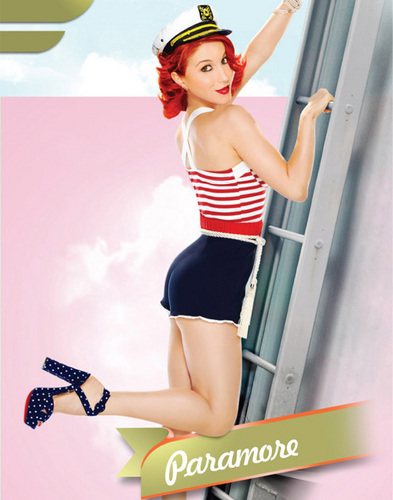 VH1 Divas For The Troops: Salute Your Divas! :Hayley
