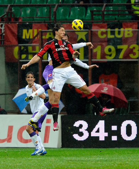 Z. Ibrahimovic (Milan - Fiorentina)