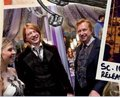 Fleur,Bill and Arthur