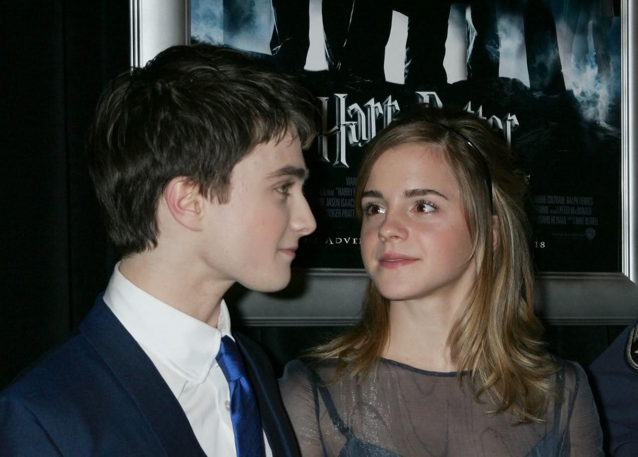 Daniel Radcliffe Och Emma Watson Dating