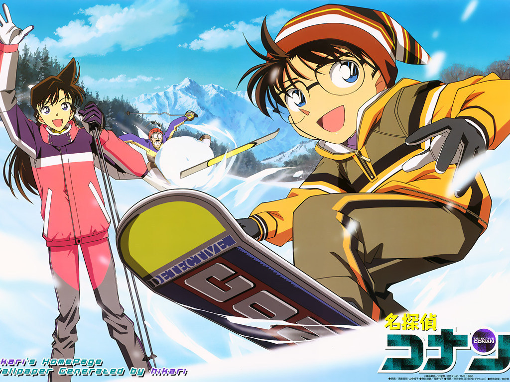 Detective Conan - Images