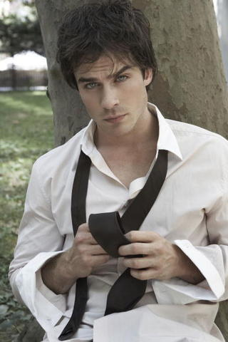 ian somerhalder - damon-salvatore Photo