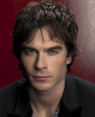 Damon Salvatore wallpaper probably with a portrait called ian somerhalder