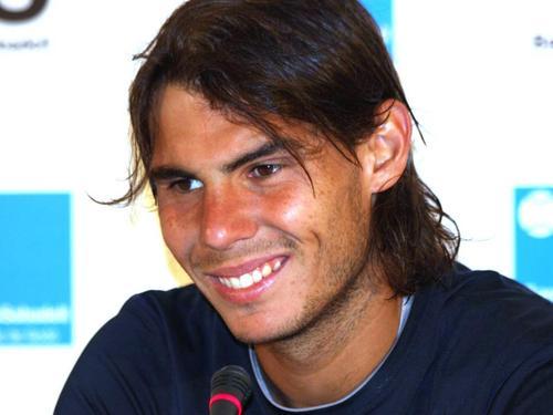 rafa smile