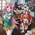 rosario to vampire capu2 - rosario-vampire photo