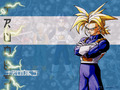 ssj Trunks - trunks wallpaper
