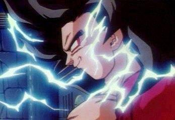 ssj4 Goku electric