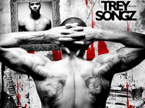 Trey Songz wallpaper possibly with a street, a sign, and a holding cell titled trey