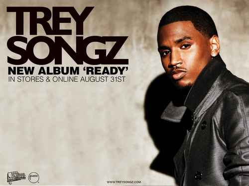 Trey Songz wallpaper probably with a portrait titled trey
