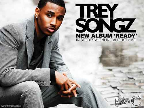 Trey Songz wallpaper containing a business suit and a well dressed person titled trey