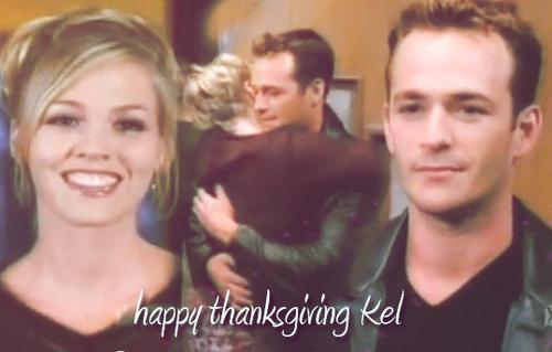 """ Happy Thanksgiving Kel """