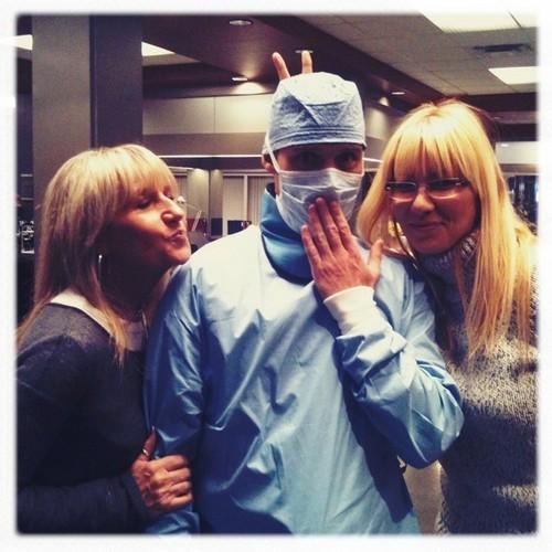 """Mystery Doctor with (Emmy-winning) SFX make-up guru Dalia Dokter and badass make-up head"""