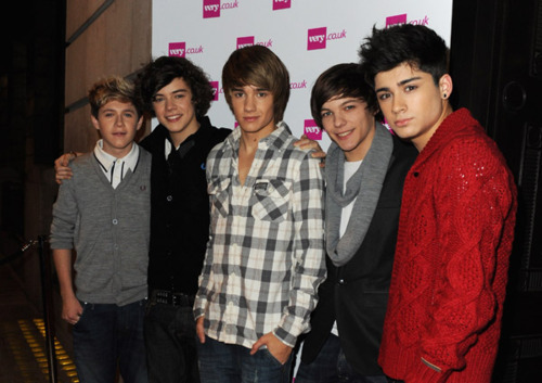 1 Direction Attending A Modelling Shoot :) x - one-direction Photo