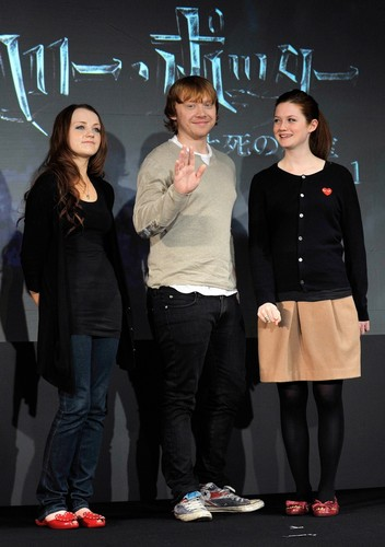 2010 - Deathly Hallows: Part I Tokyo Press Conference