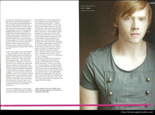2010 Disorder magazine