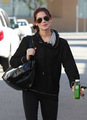 24.11 - Ashley went to the gym in Studio City - twilight-series photo