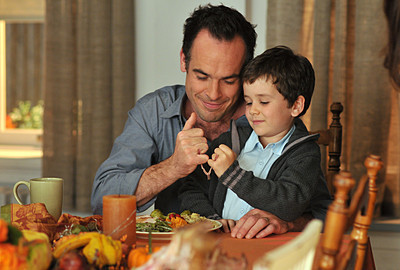 2x09 Thanksgiving