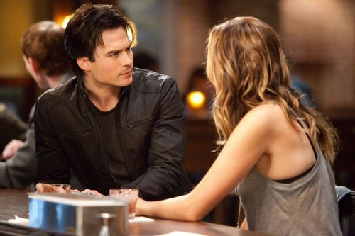 2x11 'By The Light Of The Moon' stills (Damon)