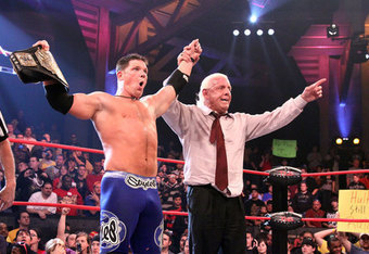 AJ Styles & The Nature Boy Ric Flair
