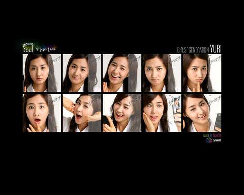ANYCALL - Girls' Generation