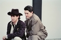 Agent Dale Cooper &amp; Sheriff Harry S. Truman - twin-peaks photo