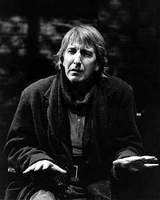 Alan Rickman - Hamlet
