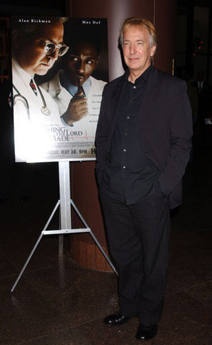 Alan something the lord made premiere