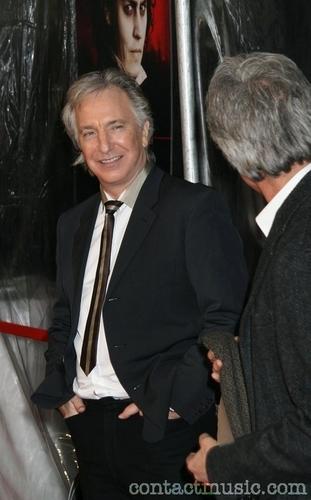 Alan sweeney todd premiere