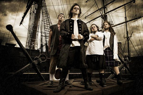 Alestorm - folk-metal Photo