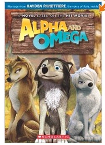 Alpha and Omega Junior Novel