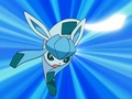 Anime Glaceon - glaceon screencap