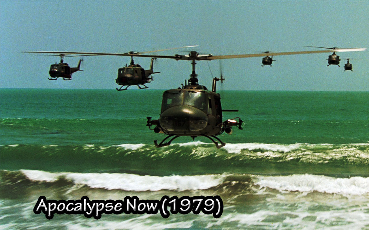 Apocalypse Now (1979) - Movies Wallpaper (17265532) - Fanpop