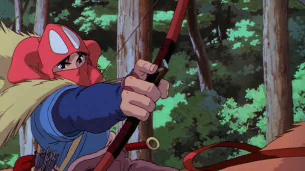Ashitaka - Princess Mononoke Image (17252413) - Fanpop