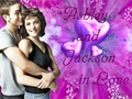 Ashley and Jackson in Love - jackson-rathbone-and-ashley-greene fan art